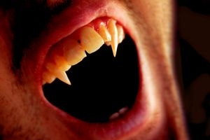 vampire-fangs