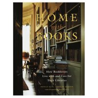 """At home with books"" by Estelle Ellis"