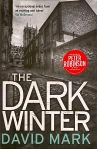 """Dark Winter"" by David Mark"