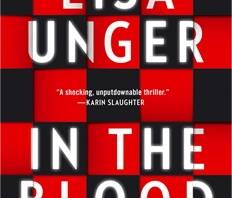 """In the blood"" by Lisa Unger"