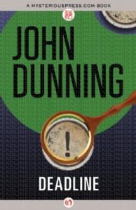 """""""Deadline"""" by John Dunning"""
