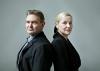 author Rodney Bolt and lawyer Britta Böhler