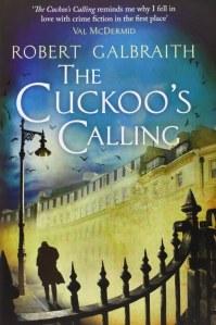 Cuckoos calling cover