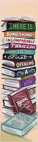 brand new book