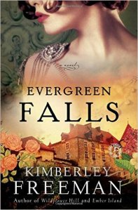 Evergreen Falls cover