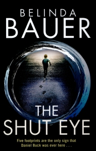 """The shut eye"" by Belinda Bauer"