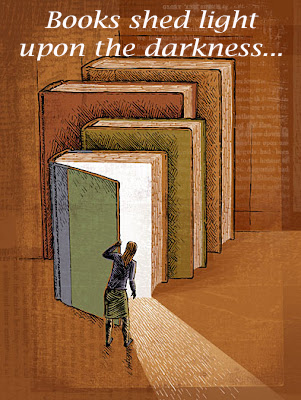 books shed light