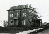 Rockefeller mansion at Euclid and East 40th, Cleveland, Ohio
