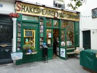 Shakespeare and Company Bookshop Paris, France