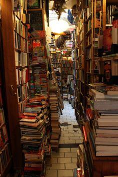 used bookshop