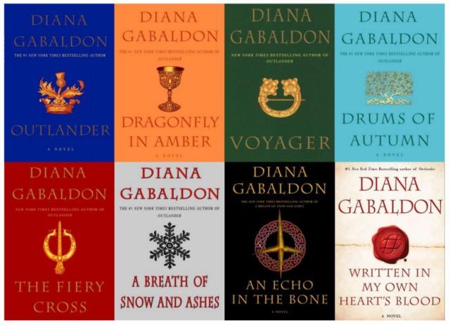 Diana Gabaldon's Outlander series