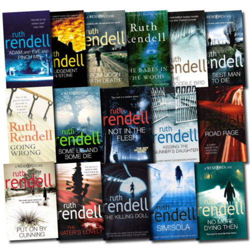 Ruth Rendell's Inspector Wexford series
