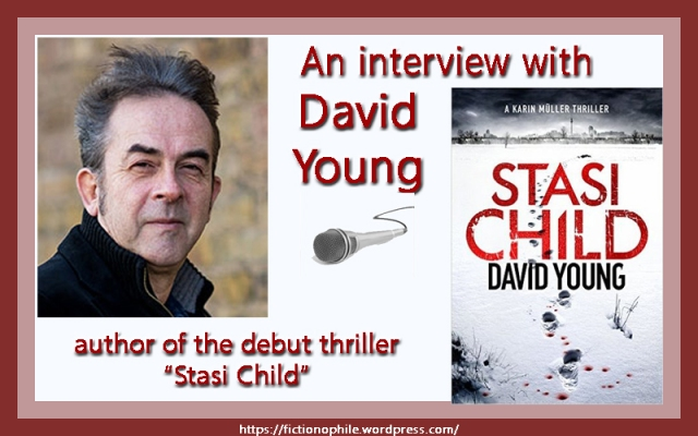 David Young interview graphic