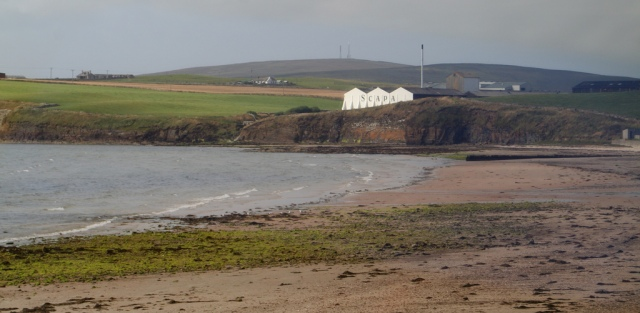 Scapa Bay, Orkney Islands