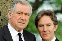 George Baker (Wexford) and Christopher Ravenscroft (Burden)