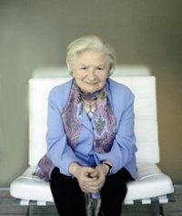P.D. James 1920-2014 photo copyright Gareth Iwan Jones