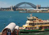 Balmain ferry