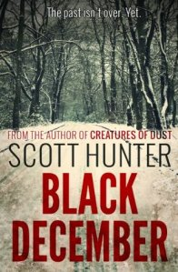 """Black December"" by Scott Hunter was on sale for $ .99 on Amazon.ca"