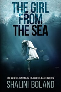 """The girl from the sea"" by Shalini Boland was $3.99 on Amazon.ca"