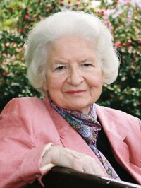 My favorite photo of  P.D. James