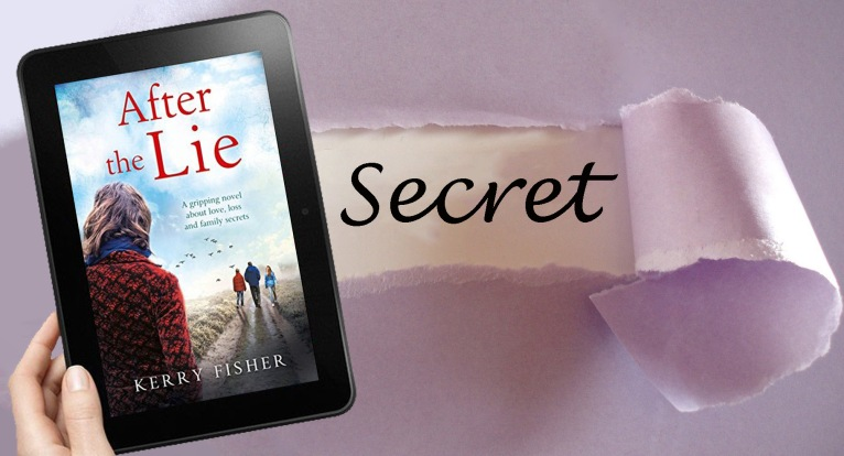 """After the lie"" by Kerry Fisher (on Kindle)"