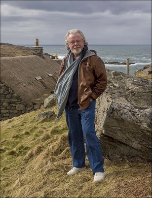 Peter May in the Hebrides