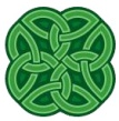 green-celtic-ring-tattoo-design