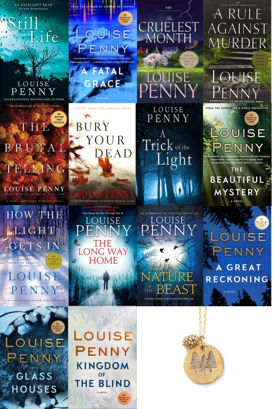 Series To Savour 8 Louise Pennys Armand Gamache Mysteries