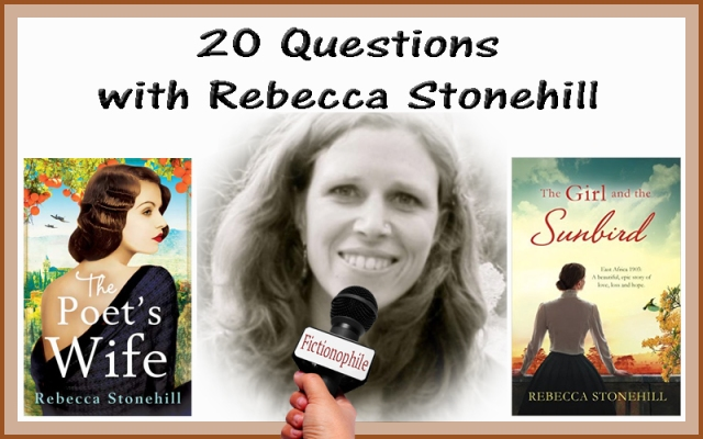 interview graphic for Rebecca Stonehill