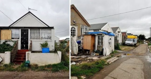Jaywick Sands, an Essex seaside town, has been named as one of the most deprived neighbourhoods in England